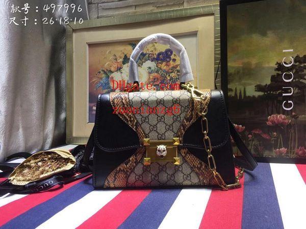 Children's Fashion Handbags Kids Mini Totes Letter printing Black vintage messenger bag Fashion handbag