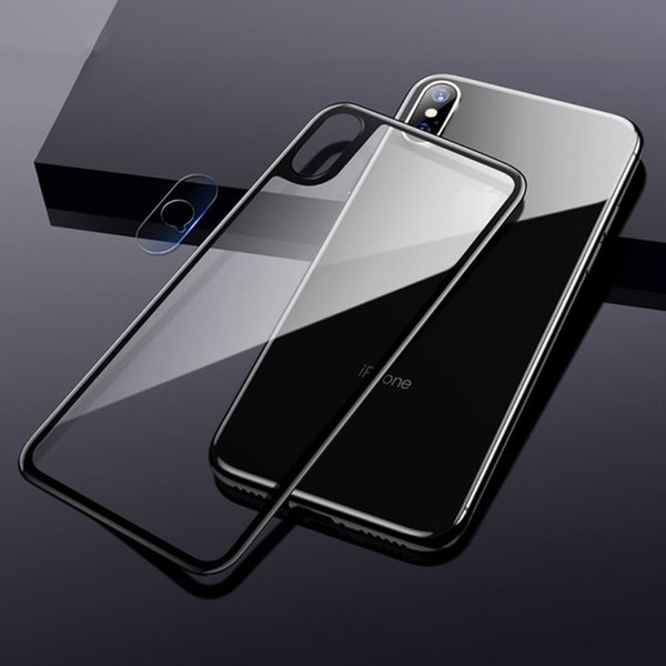 Color: Negro Material: para iPhone X