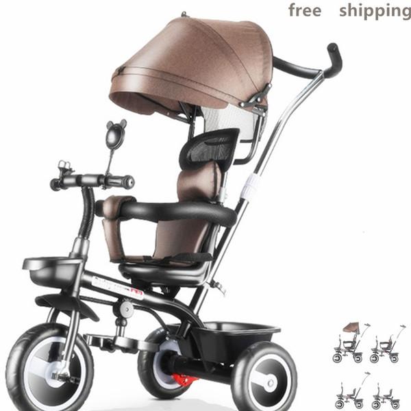 Micr trike xl Baby Tricycle 3m-3 anni regalo passeggino bici Baby Walking Artifact trike bici per bambini 3 in 1