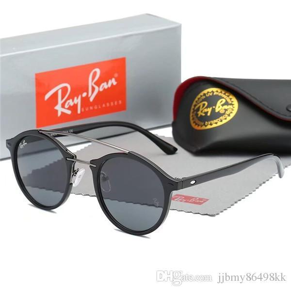 Luxury-medusa Высокое качество Марка EA Солнцезащитные очки мужские модные солнцезащитные очки Дизайнерские очки Мужские солнцезащитные очки женские новые очки с коробкой