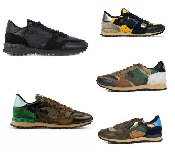 Yeni varış erkek ayakkabı siyah beyaz hakiki deri dantel-up yüksek kalite ünlü erkek kadın rahat ayakkabılar moda tasarım