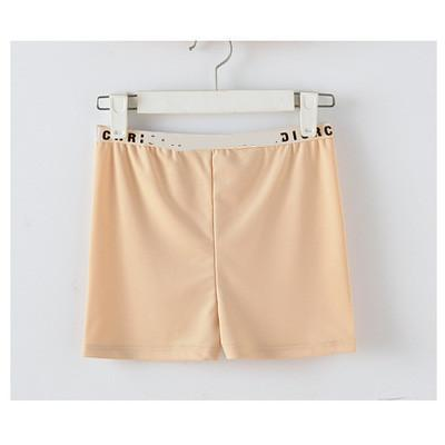 Nackte Shorts