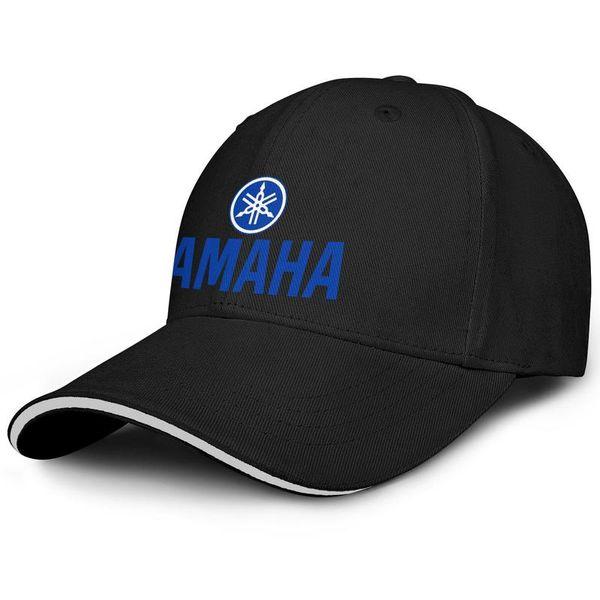 Womens Mens Washed Flat-along Adjustable Yamaha Motorcycle Logo Hip Hop Cotton Cricket Cap Summer Travel Hats Cadet Army Caps Bucket Hat Air
