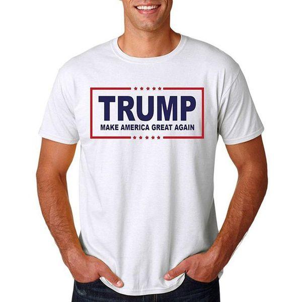 Donald Trump İki başparmak İki Terim Tişört MAGA 2020 Başkan Tee Gömlek boyutu sıcak yeni tshirt geçmişe ait eski Klasik tshirt W99555 discout
