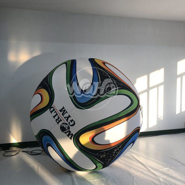 Inflatable World Cup Soccer inflatable football soccer game machine simulator