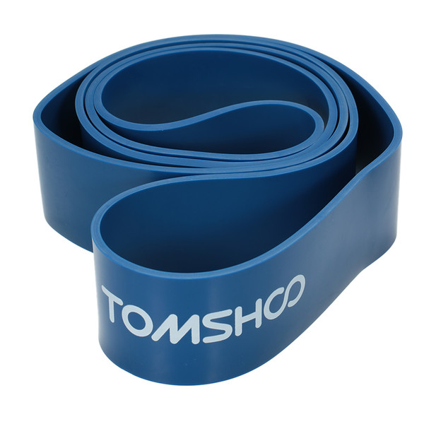 TOMSHOO Workout Loop Band Pull Up Assist Stretch Resistance Band Powerlifting Bodybulding Yoga Gimnasio Fitness Movilidad unisex