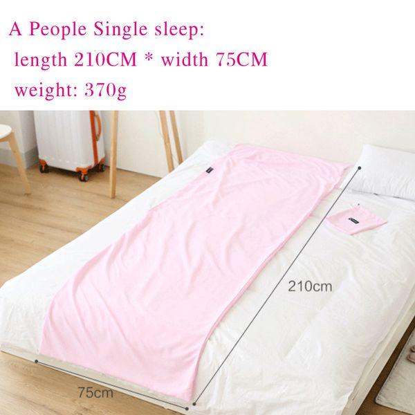 #8 single /pink/ 210*75cm