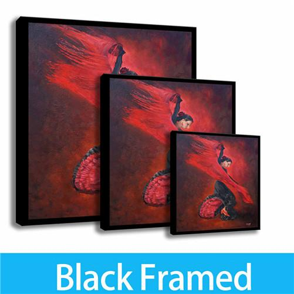 Black Framed