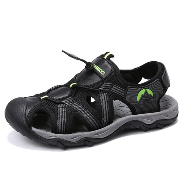 Free Delivery Authentic Quality Men Wading Rubber Sandals Air Mesh Beach Quick Dry Outdoors Shoes Online /;l;l/;l
