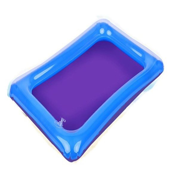 top popular 1Pcs Summer Pool Inflatable Sand Tray Toys for Children Play Sand Beach Swimming Pool Floating Party Toys 2019