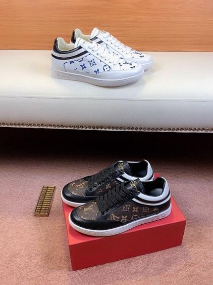 2019Designer Mens Luxury Shoes Trainers SneakersBURBERRY 2020 Men's casual shoes 38-44 1684-7