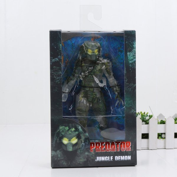 Boîte Jungle Demon