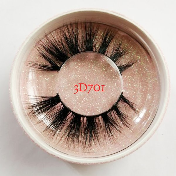 3D Mink Eyelashes Natural Long False Eyelashes Cruelty Free Volume Lashes Different styles Reusable 11