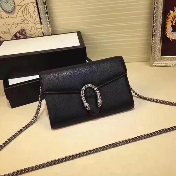 GUU 2019 heißer Verkauf Classic Brand Fashion Umhängetasche Damen Umhängetasche Designer Luxus Handtaschen Geldbörsen hochwertige Dmessenger Taschen