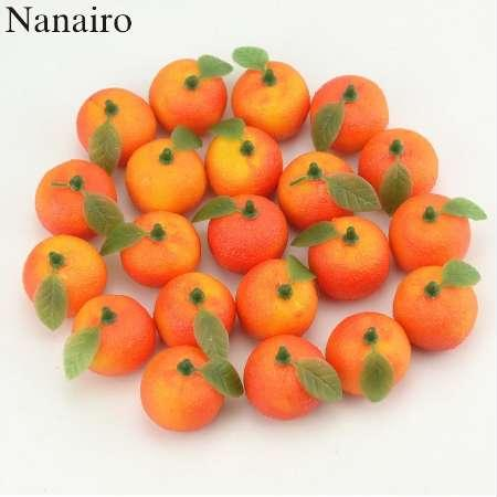 New 10pcs Artificial Fake Foam Fruits and Vegetables Berries Scrapbooking Flowers For DIY Wedding Simulation Tree Decoration