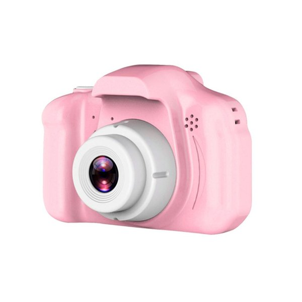 X2 Kinderkamera Pink