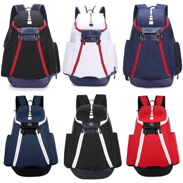 Brand New National Team Designer Rucksack Männer Frauen Designer Taschen Unisex Große Kapazität Wasserdichte Basketball Rucksack