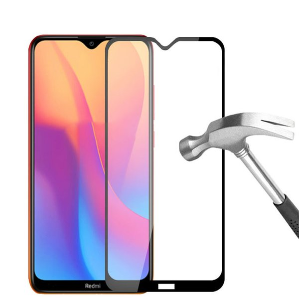 for Redmi 8A K20 Note7 pro Tempered Glass Screen Protector For Xiaomi Ksiomi 8 A Note8pro Full Cover Phone Protective Safety Film Glas