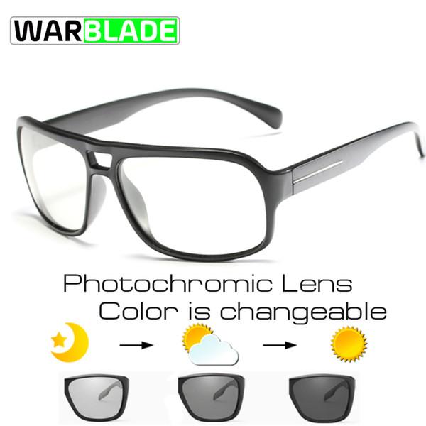 Фотохромные солнцезащитные очки Mtb поляризованные очки для велоспорта UV400 Горный велосипед Очки Рыбалка Туризм Велосипед Спортивные очки