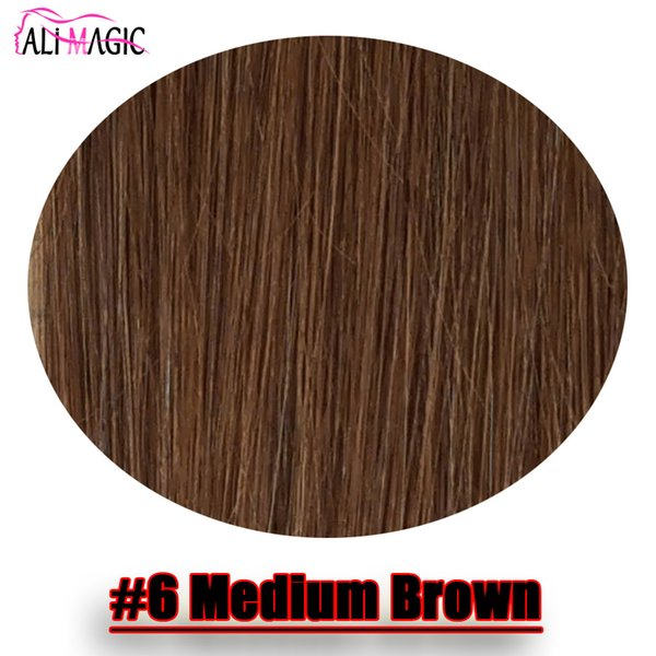 #6 Medium Brown
