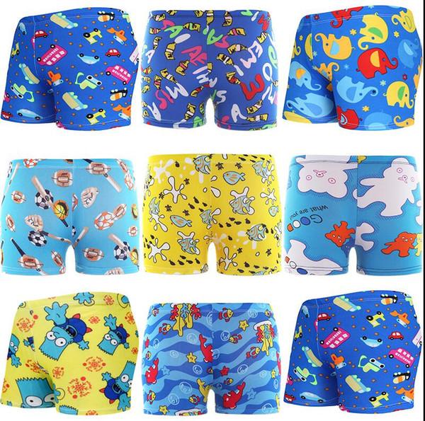 34b7f9e0a8e7c Children's swimming trunks,Kids cartoon swimwear, baby swimsuit, boys swim  trunks,comfortable