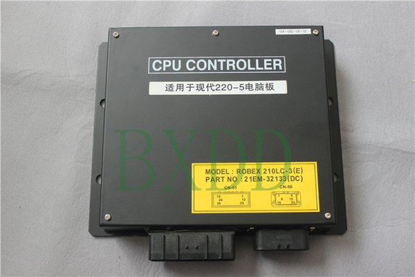 220-5 CPU Excavator computer board 21EM-32133