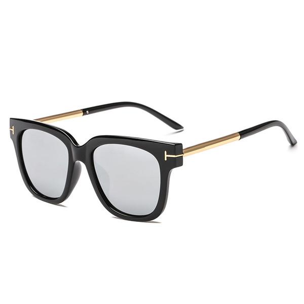 Alta qualidade polarizada lente piloto moda óculos de sol para homens e mulheres designer de óculos de sol do esporte do vintage