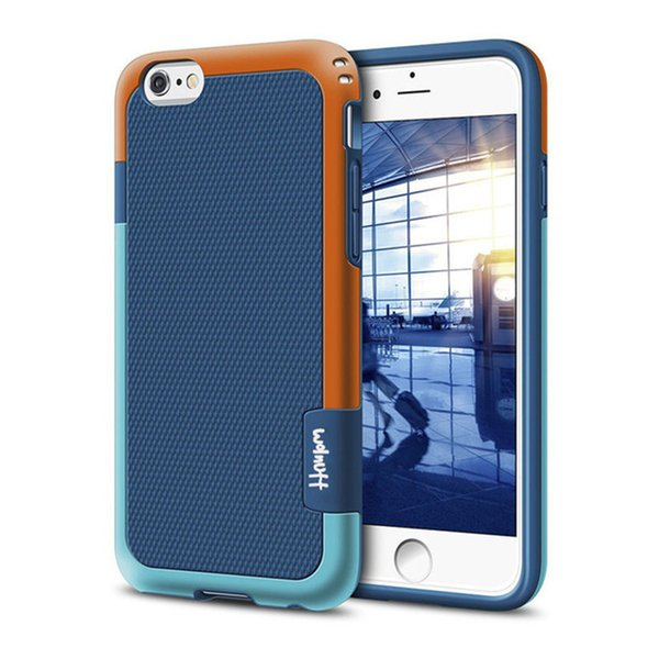 Heavy Duty Hybrid Impact Shockproof Armor Rugged Case for coque iPhone X 7 8 6s Plus Hard PC + Soft TPU Rubber Silicone Case