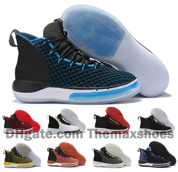 Acheter 2019 Nouveaux Hommes Alphadunk HoverBoard Chaussures De Basketball Airknit Coupe Du Monde Basketball Vince Carter Dunk Of Death Luxe Baskets