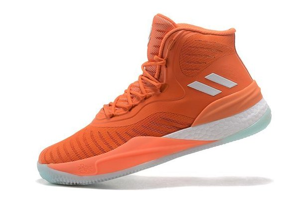 2018 new arrival d rose 8 baketball shoes men boots 8s ix sneakers derrick rose sports training sneakers size 40-46 thumbnail