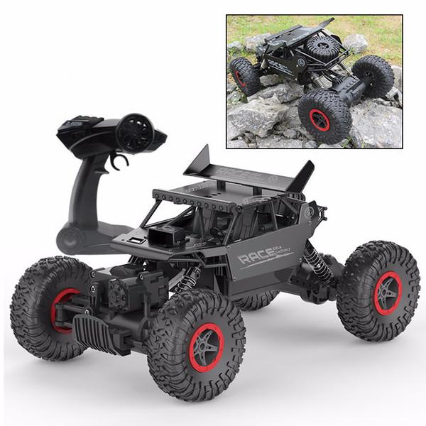 2.4 GHz RC Off-road Car 4WD 1:18 Arrampicata Car Buggy Telecomando Bigfoot Modello di auto da corsa Fuoristrada Giocattoli