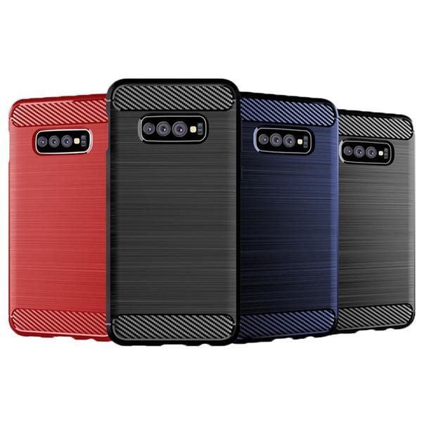 Silk Pattern TPU Schutzhülle für Samsung S10 Lite Drop Proof Weiche TPU-Hülle für S10 Lite