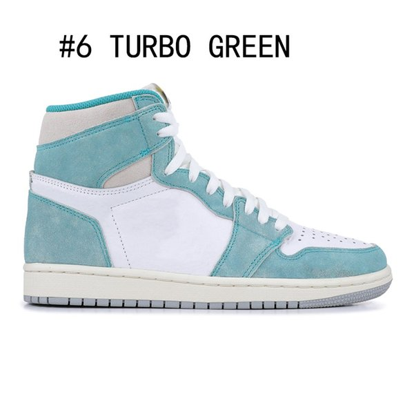 6 TURBO GREEN