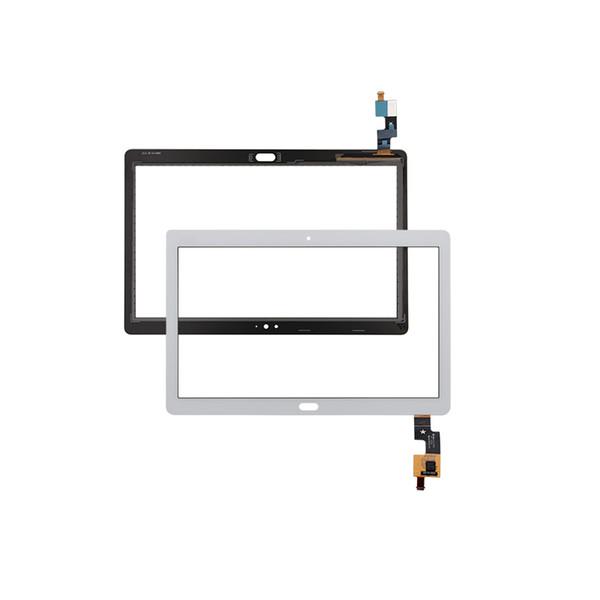 Huawei MediaPad M3 Lite Için dokunmatik Cam 10.1 inç BAH-AL00 BAH-W09 BAH-L09 Dokunmatik Ekran Cam Sayısallaştırıcı Paneli Sensörü