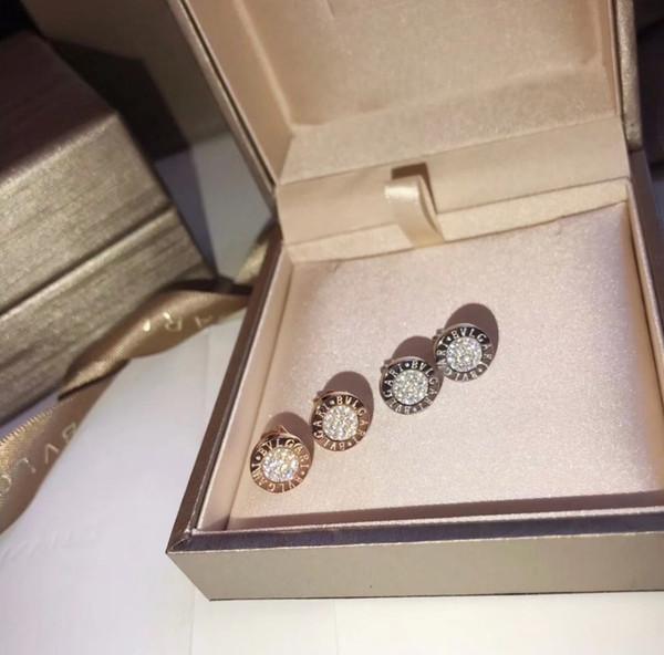 La nueva moda de glamour para mujer, versátil, con botones de diamantes en forma de botón, serie de diosas