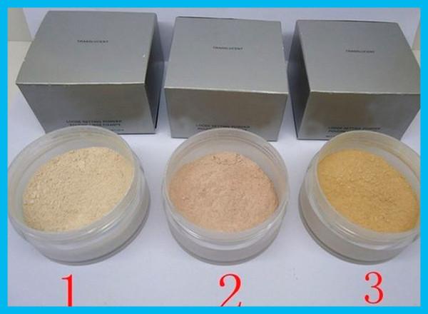 Laura Mercier Fundación flojo Ajuste de polvo del arreglo del polvo del maquillaje de poro Min aclaran Corrector por el envío libre de DHL