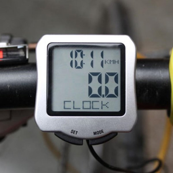 Bicycle Accessories speedometer Wireless bicycle computer bicycle speedometers waterproof mountain bike computers #136716