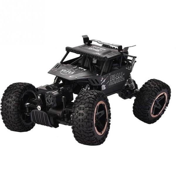 High Speed 2.4GHz Frequency Climbing Remote Control Carro Alloy Vehicle Four-Wheel Drive Off-road RC Electric Crawler Car