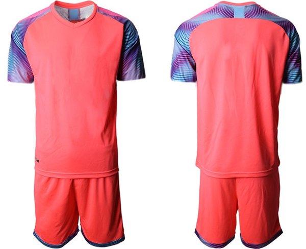 Marseille goalkeeper red