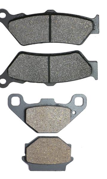 top popular Brake Pad set for APRILIA 650 Moto 1995 1996   Moto 6.5 1996 1997 1998 1999 2000 2001   Pegaso 1995 - 2000 Starck &up 2020