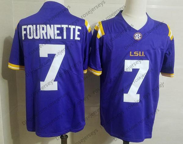 7 Leonard Fournette Violet