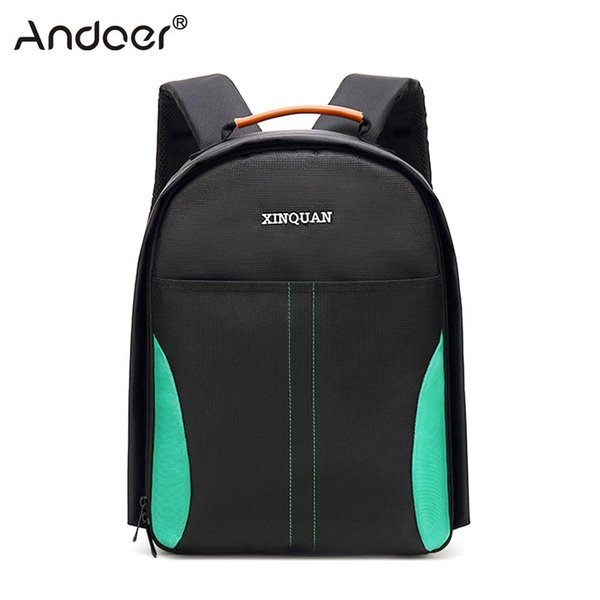 ccessories Parts Bags Cases Professional DSLR Camera Backpack Waterproof Scratchproof Camera Bag Photo Video Travel Outdoor Case Bag for...