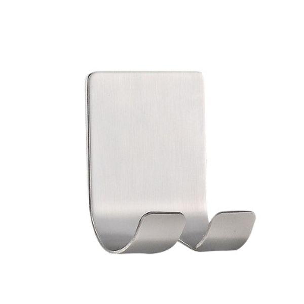 304 Stainless Steel Razor Holder Socket Hook Men Shaving Shaver Holder Shelf Bathroom Viscose Socket Razor Hook Rack HY0083