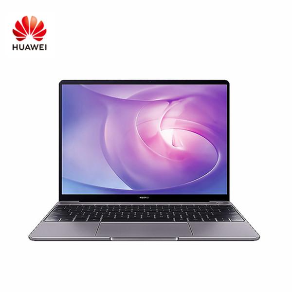top popular HUAWEI WRT W19E MateBook 13 inch Windows 10 Home Version Intel i5-8265U Quad Core 8GB RAM 512GB SSD Fingerprint Sensor Laptop 2019