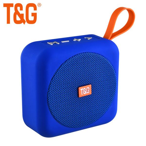 TG505 TG-505 Mini Taşınabilir Kablosuz Bluetooth Hoparlör 400 mah Stereo Müzik Açık Handfree Hoparlör 10 adet / grup