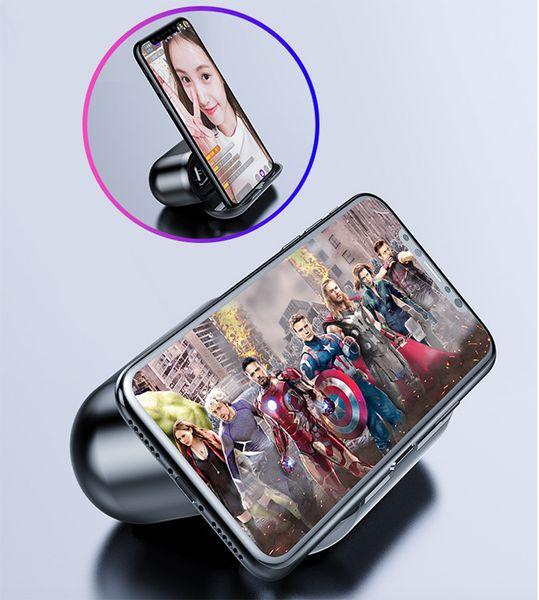 F9 Smart Touch Bluetooth Earbuds, Mini Wahre Funkkopfhörer Sport-Kopfhörer schweiß In-Ear Supercopy Für Xiaomi H1 I200 Kopfhörer LED Di