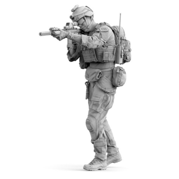 Compre 2018 No Nendoroid Nuevo Dragon Ball Lps Funko Pop 135 Figura Moderna Resina Soldado Modelo Diy Manual Para Colorear Ejército Infantería Mano A