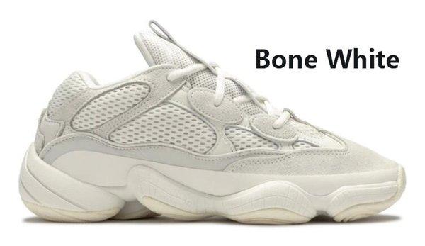 500 bone white