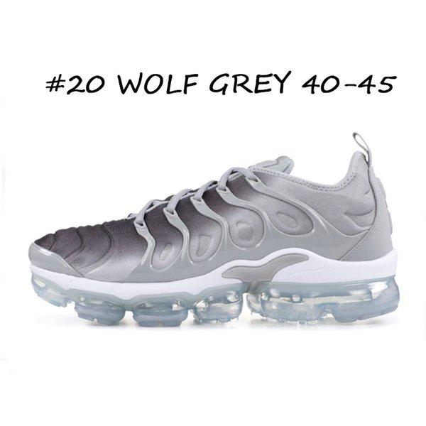 #20 WOLF GREY 40-45