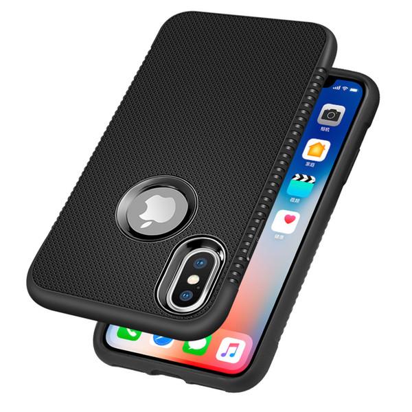 Honecomb Tahıl Tasarım Cep Telefonu Kılıfları iPhone 8 Için 7 XS MAX XR X 6 s Artı Yumuşak TPU Arka Kapak Için Samsung Galaxy S9 S9 + S8 Artı Not 9